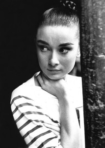 Audrey Hepburn Saint James