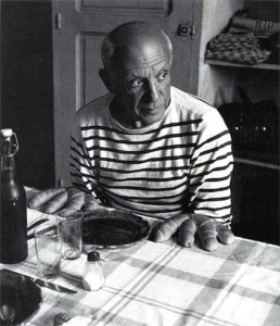 Pablo Picasso Saint James