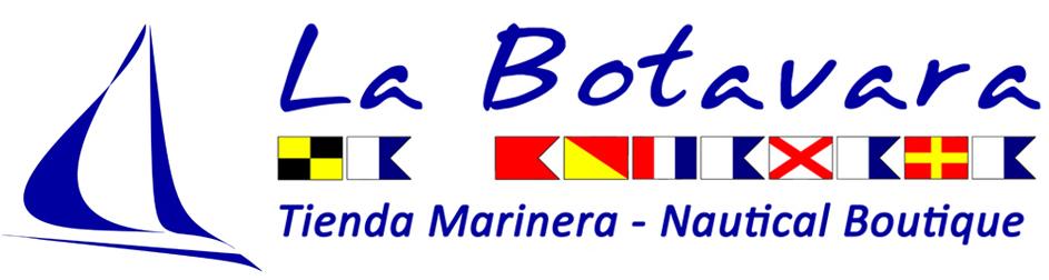 Logo del blog marinero de La Botavara