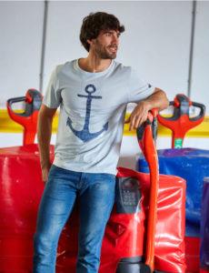 camiseta batela ancla 2055