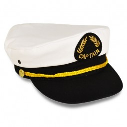 ADJUSTABLE CAPTAIN CAP