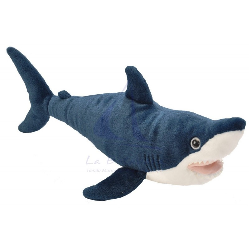 MAKO SHARK PLUSH TOY