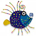 ROUND CRAZY FISH