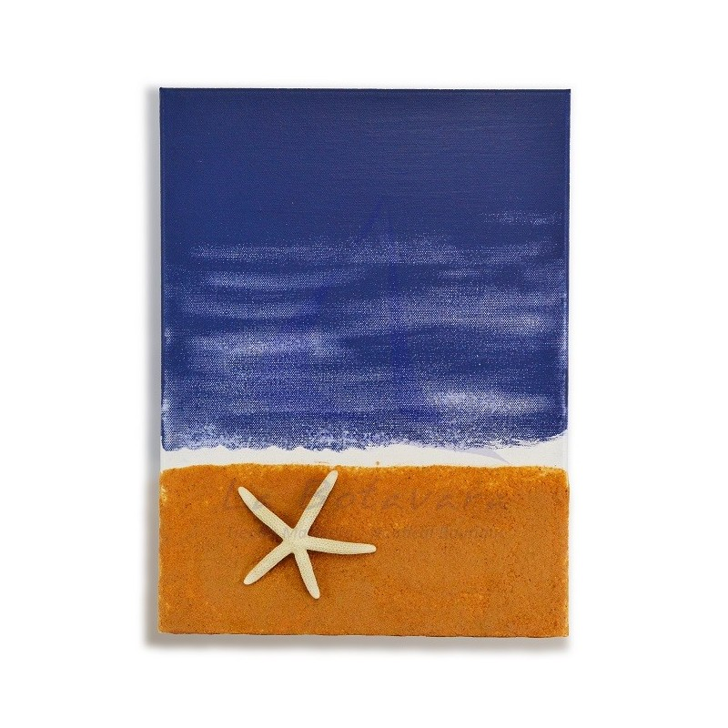 SEA STAR & SAND PAINTING