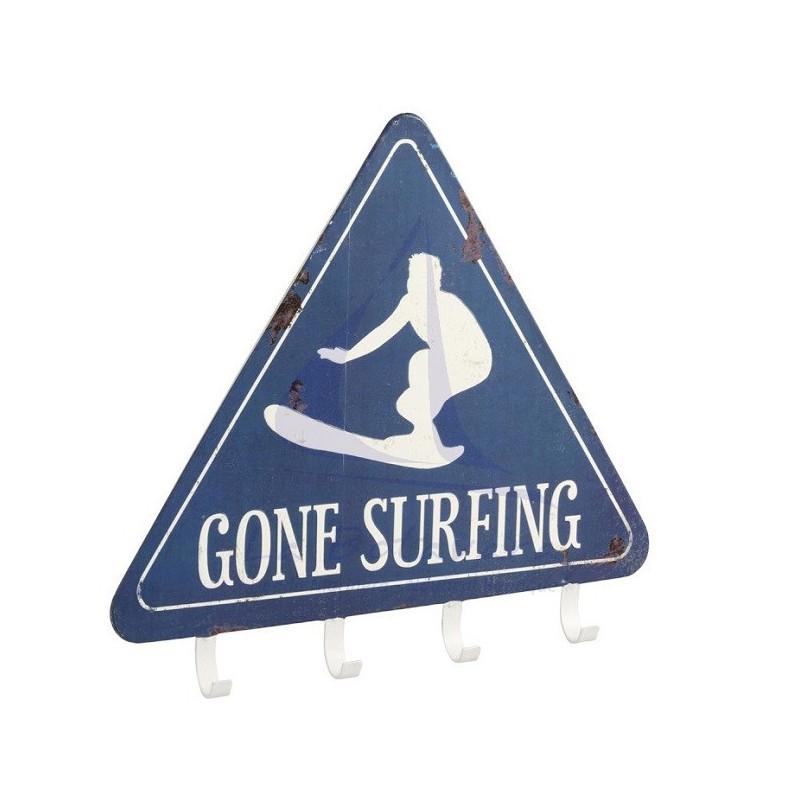 GONE SURFING COAT RACK