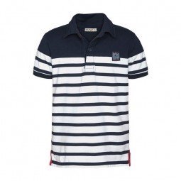 STRIPED KID BATELA POLO