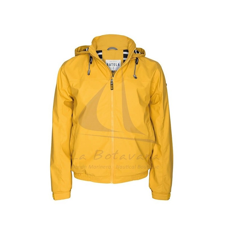 MEN'S BATELA YELLOW RAINCOAT