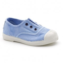CLOUD BLUE ECOLOGICAL BABY SNEAKERS