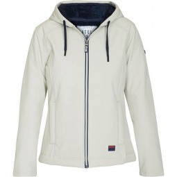 BATELA ECRU WINTER WOMAN SOFTSHELL