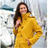 YELLOW BATELA RAINCOAT FOR WOMAN 3008 5