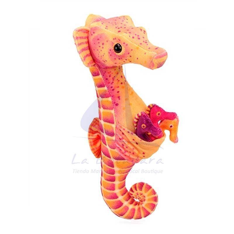 Seahorse Wild Republic plush toy