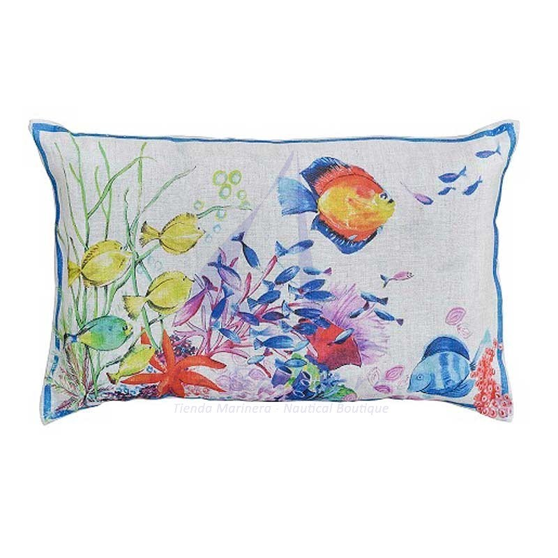 Belize cushion cover