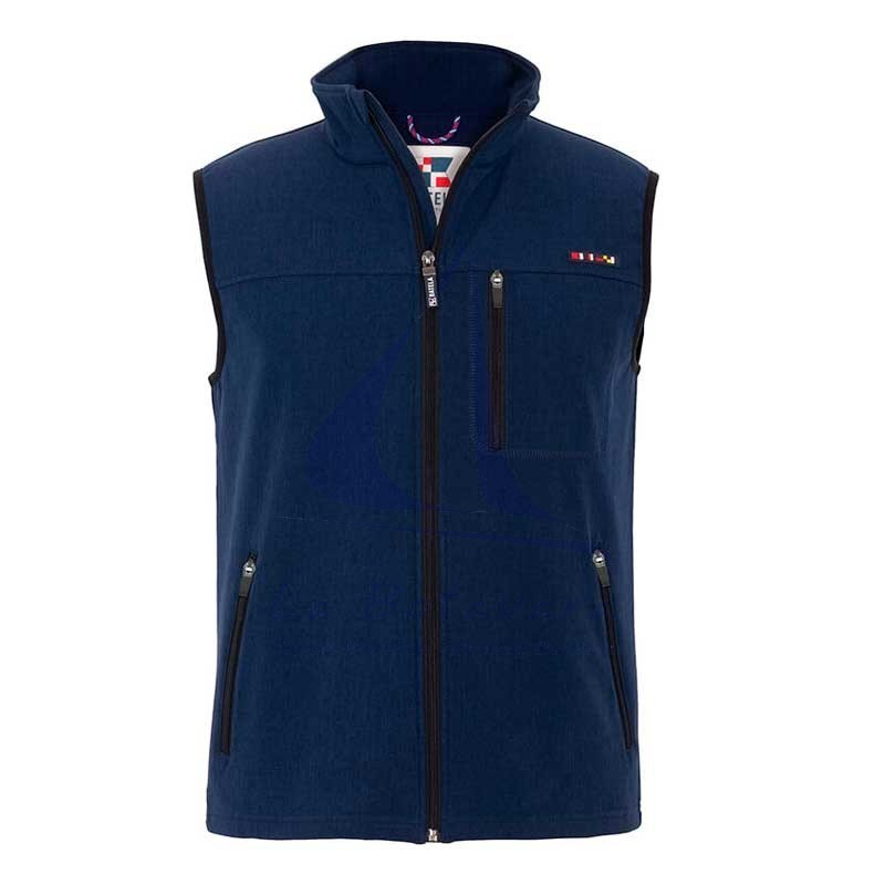 Batela softshell vest for man