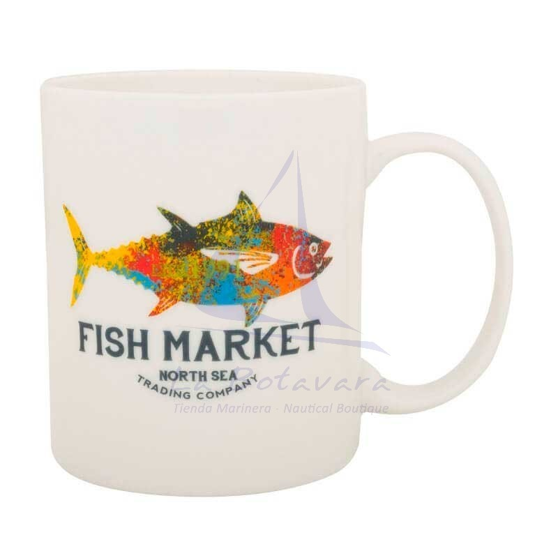 Taza marinera Fish Market