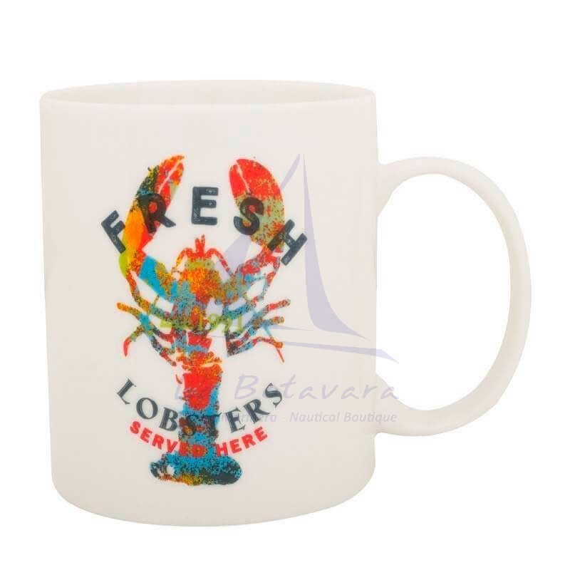 Taza marinera Fresh Lobster