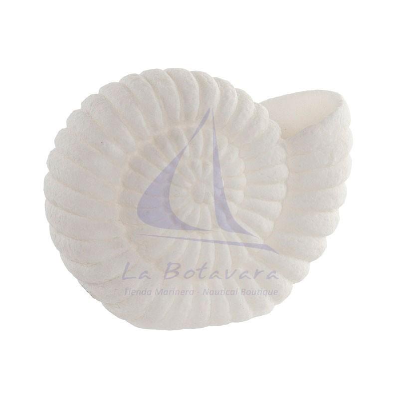 Lámpara de ambiente con forma de nautilus