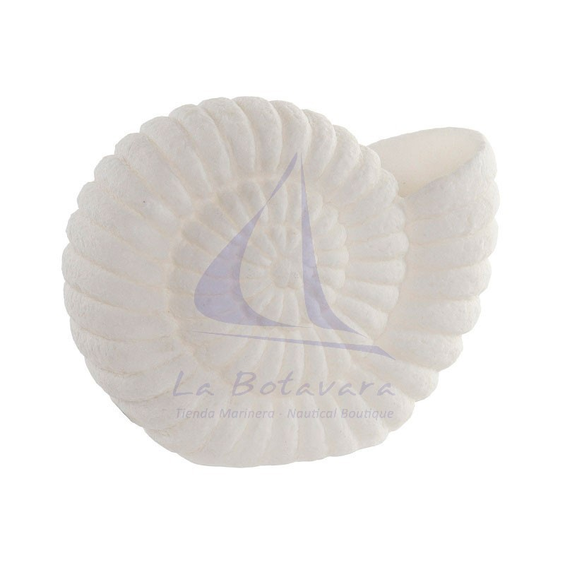 Nautilus shell ambient lamp