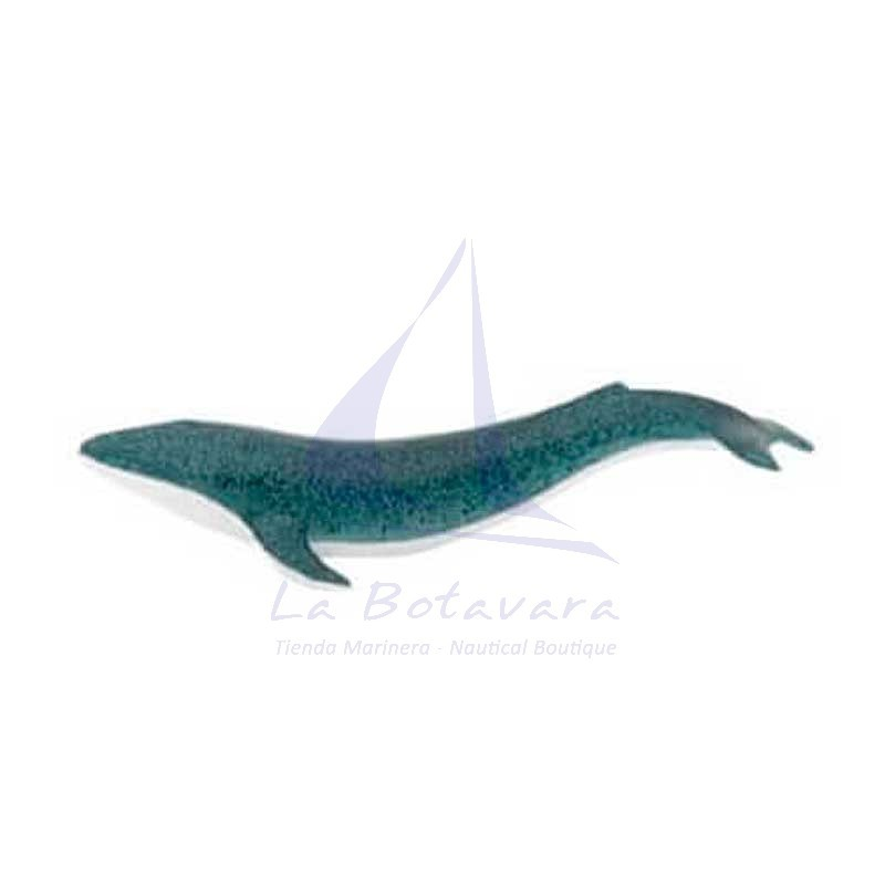 Small greenish blue whale by Batela