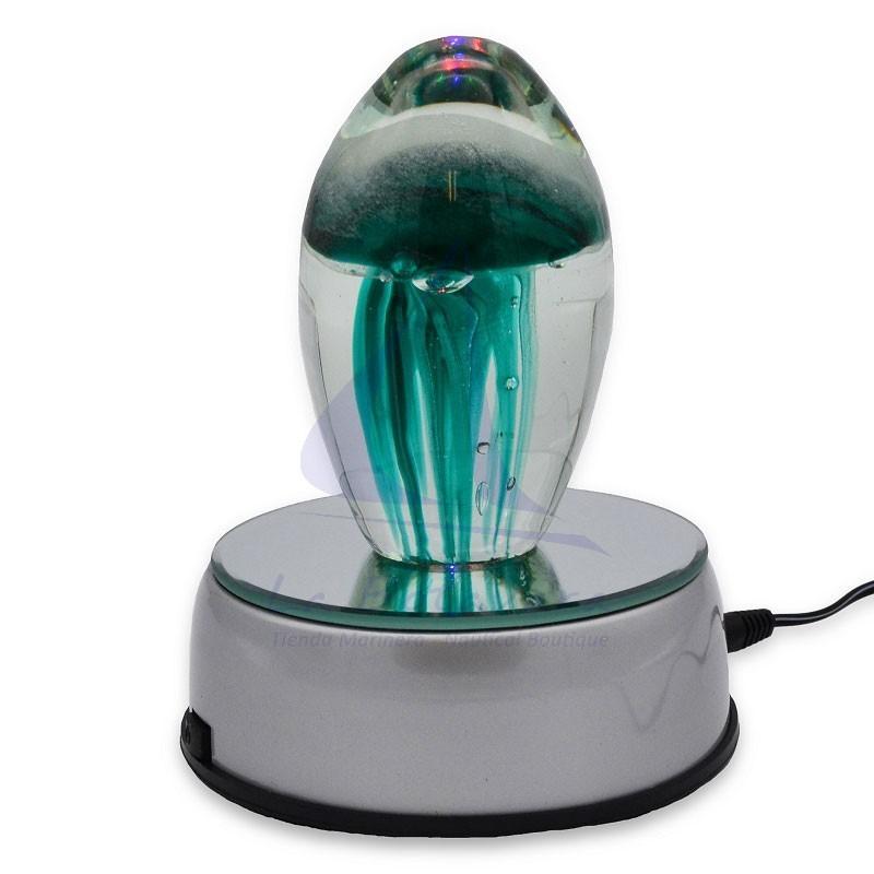 Lámpara giratoria LED con espejo 4