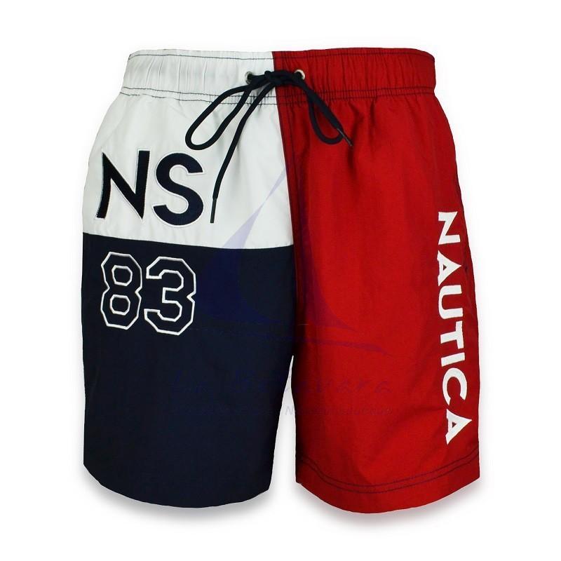 Bañador Nautica tricolor NS83