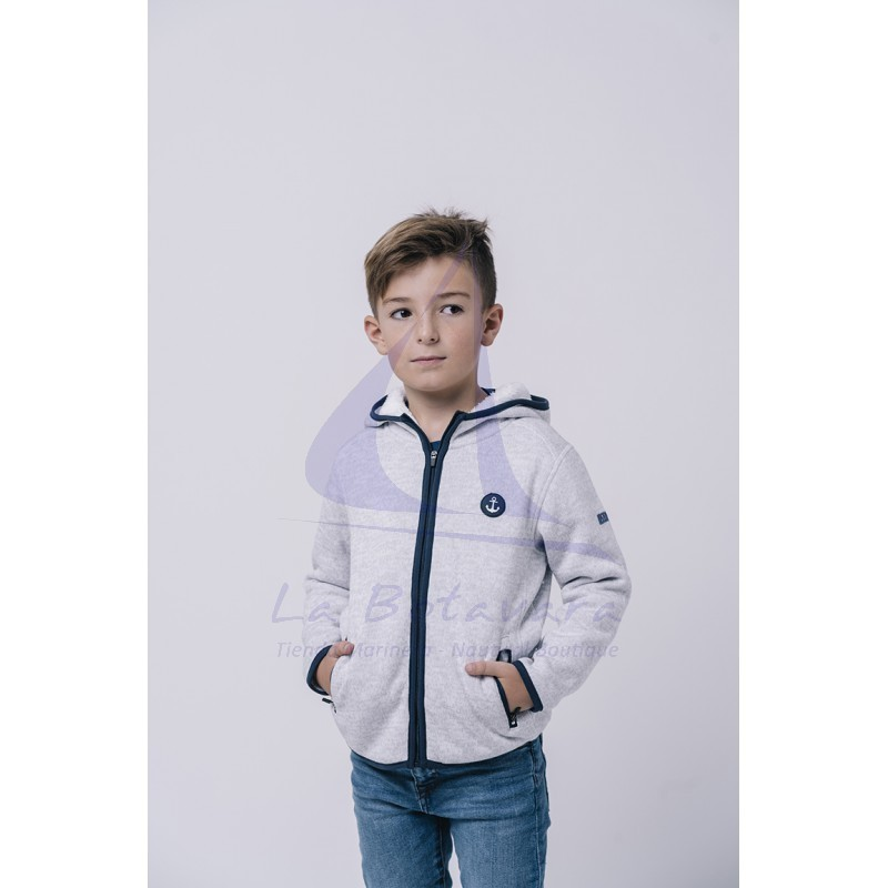 Off white Batela shearling jacket for boys