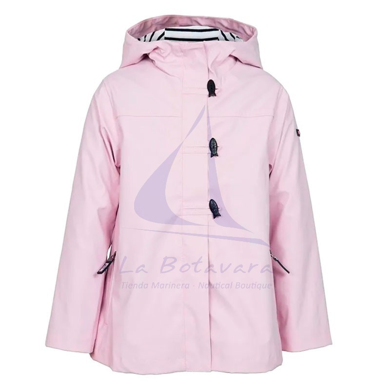 PINK BATELA RAINCOAT FOR GIRL 2