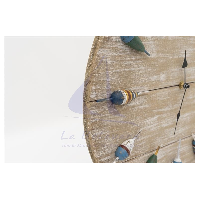Reloj corchos de pesca de 40cm 4