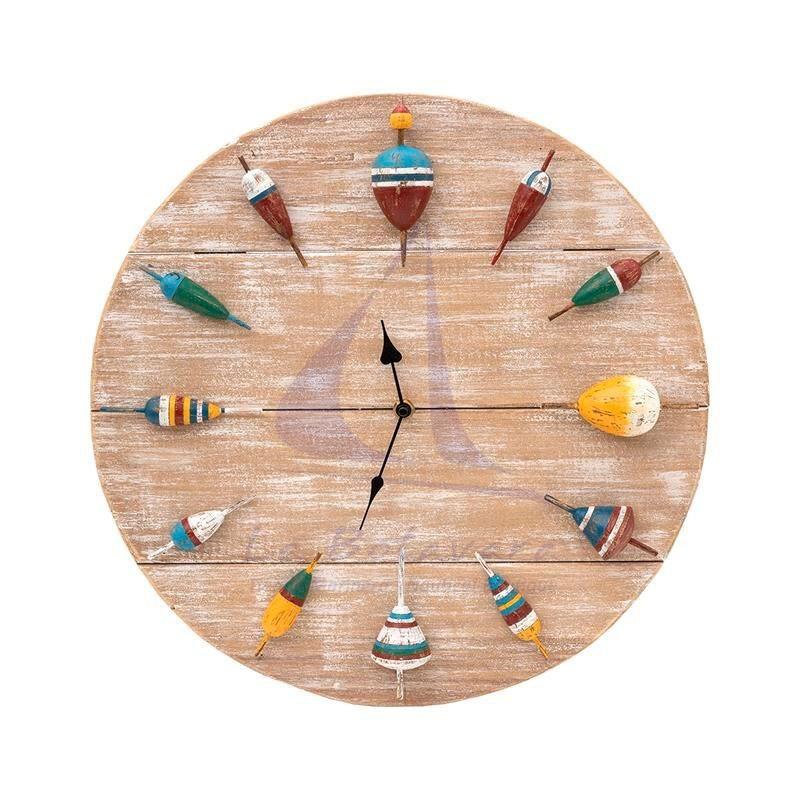 Reloj corchos de pesca de 40cm