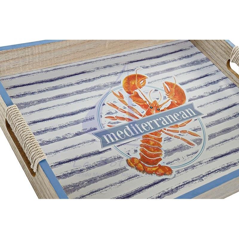 Lobster seaside tray 3