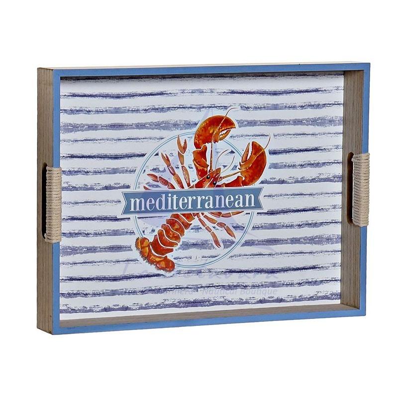 Lobster seaside tray 2