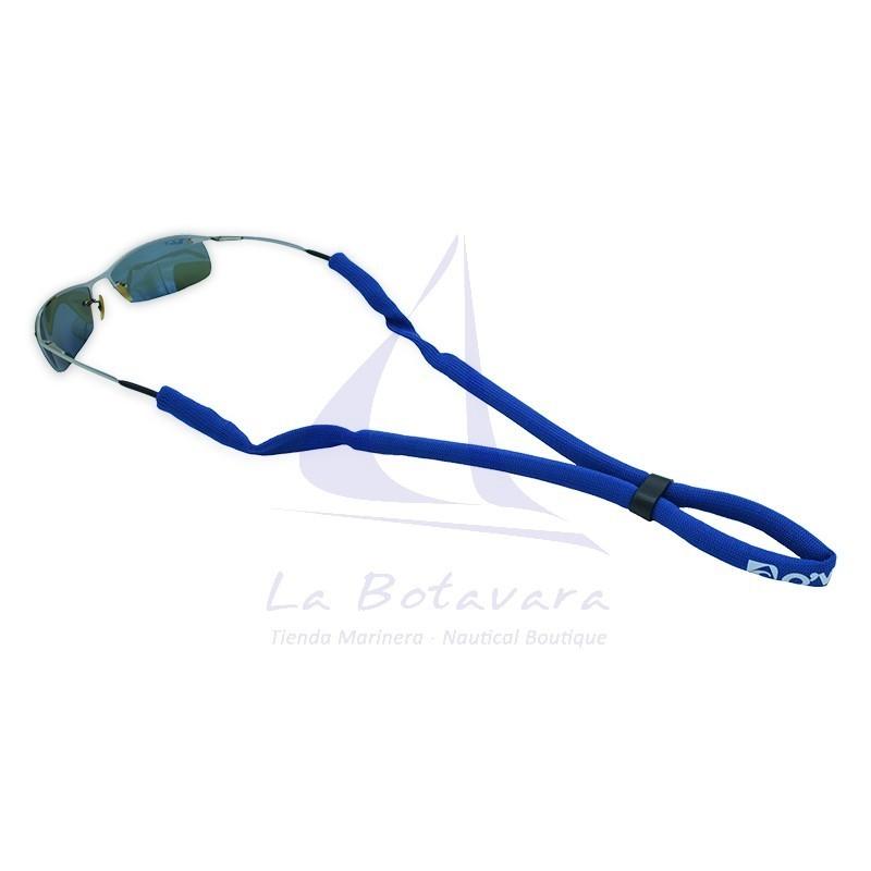 Blue O'Wave glassfloat eyewear retainer