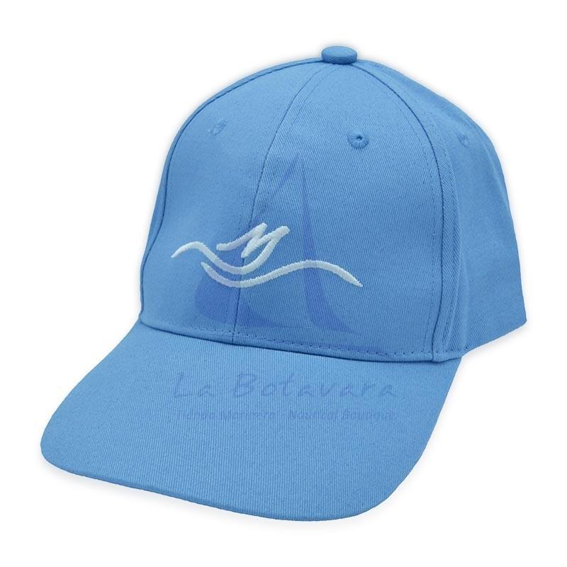 Sky blue Floating cotton cap