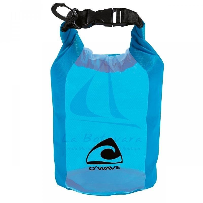 Bolsa impermeable O'Wave para deportes acuáticos de 5 litros