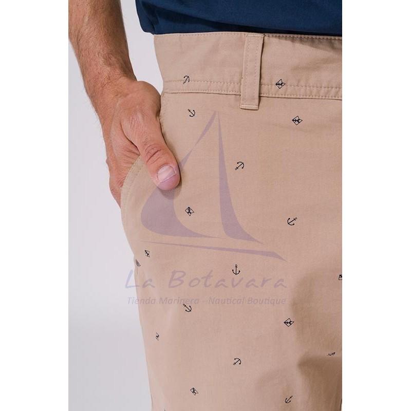 Batela anchors shorts for man 2