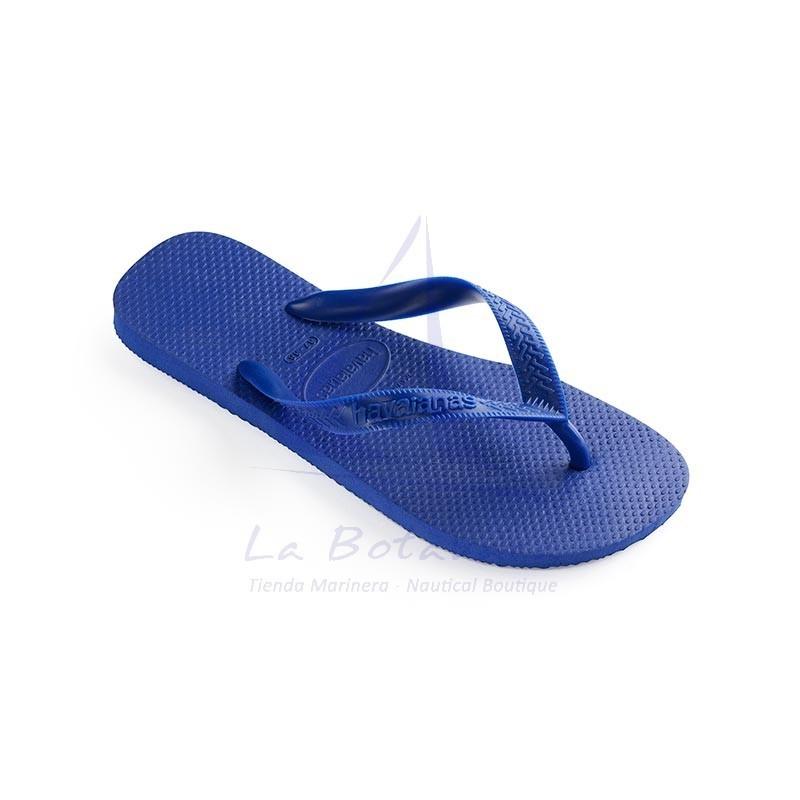 Blue Havaianas Top flip flops