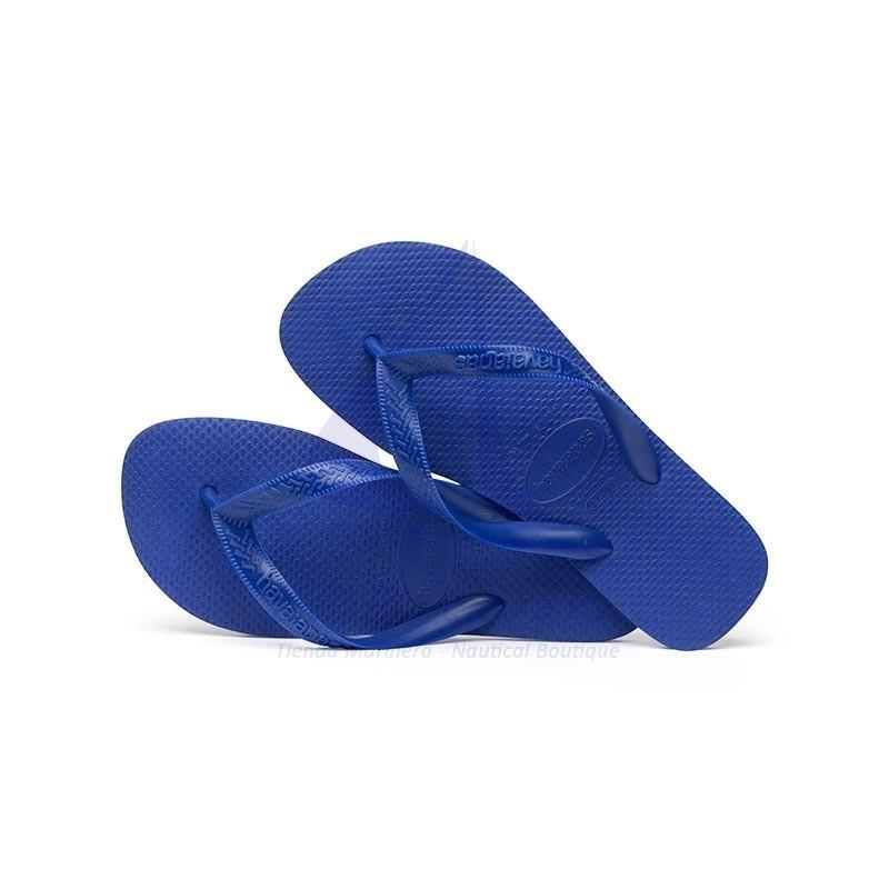Blue Havaianas Top flip flops 3