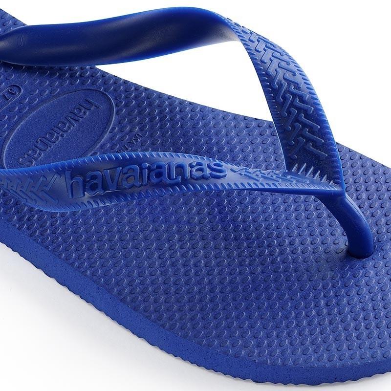 Blue Havaianas Top flip flops 4