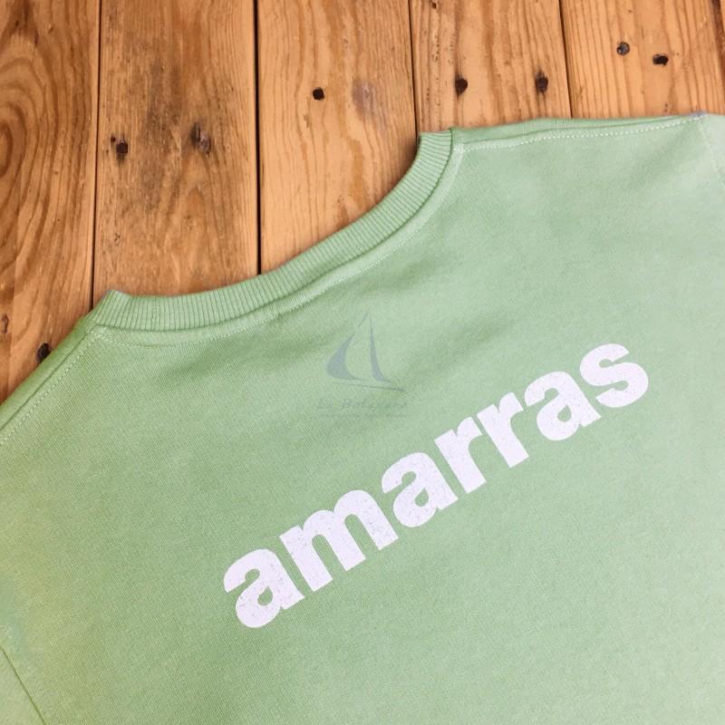 Green Amarras sweatshirt Caños 2
