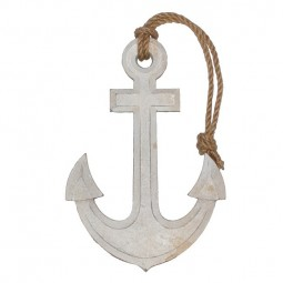 WHITE ANCHOR (AVAILABLE IN 2 SIZES)