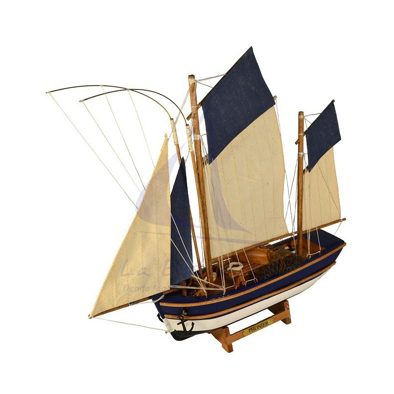 "Barco de pesca ""Thonier"""