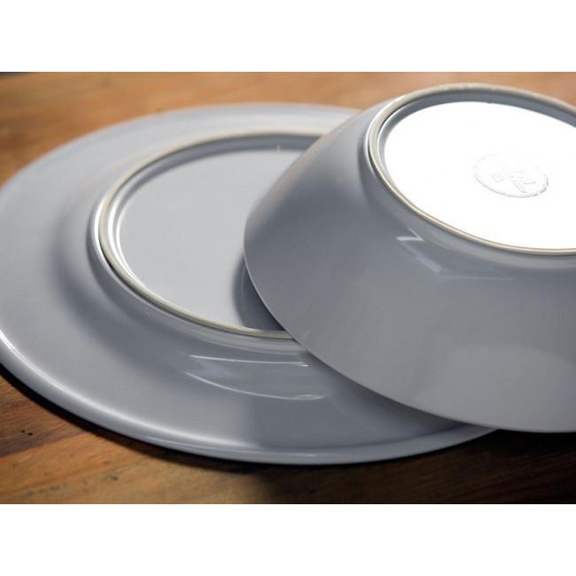6 Non Slip Regata Dinner Plates