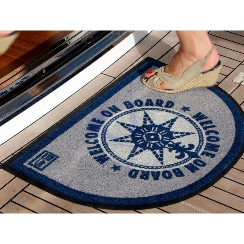 WELCOME ON BOARD NON-SLIP MAT