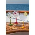 6 GIN TONIC GLASSES