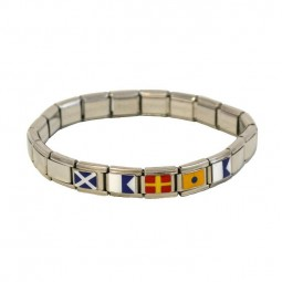 NAUTICAL FLAGS BRACELET