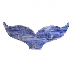 WHALE TAIL WALL HANGER
